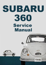 Subaru 360 Workshop Repair Manual